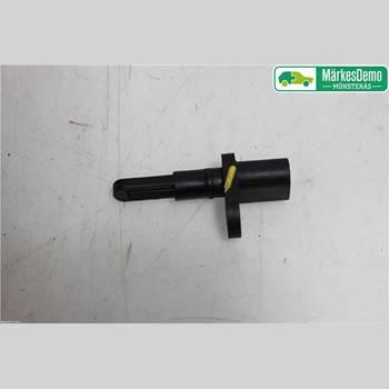 Givare Inloppsluft Temperatur AUDI A4/S4 05-07 AUDI A4 2.0T SEDAN, 4D 2006 06B905379D