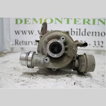 Turboaggregat NISSAN QASHQAI 10-14  2012 54431014760