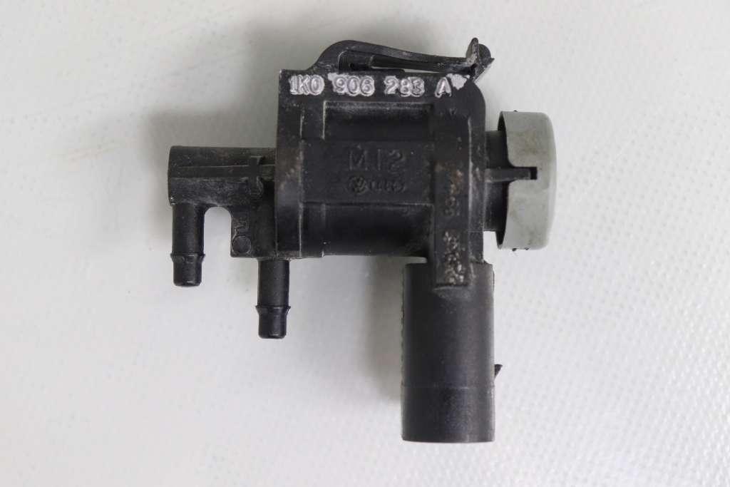Magnetventil laddtryck image