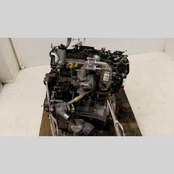 MOTOR DIESEL TOYOTA URBAN CRUISER 1,4 D-4D TURBO 2010 1900033280