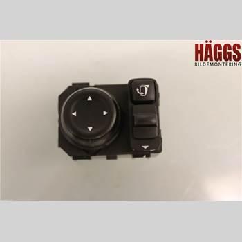 Strömställare Spegel NISSAN QASHQAI 14-17 Nissan Qashqai 14-17 2015 255704EA1B