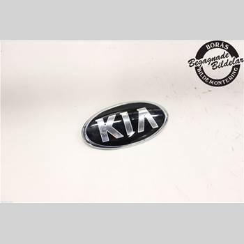 Emblem KIA NIRO 17- Kia Niro 17- 2019