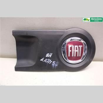 LIST BAK/BAKLUCKA FIAT DOBLO CARGO 1,3 MJ. FIAT DOBLO 2013 735659499