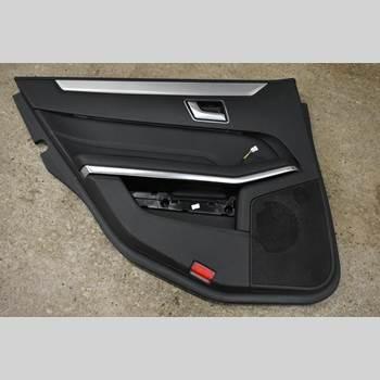 Dörrklädsel - Vänster MB E-KLASS (W212) 09-16 E300 CDi HYBRID 2014