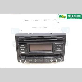RADIO / STEREO   KIA RIO 12-16 KIA RIO 1,4 ECO EX KOMFO RIO 2012 961701W750CA
