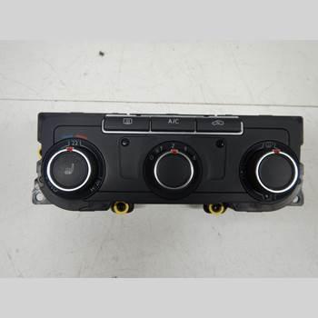 AC Styrenhet AC Manöverenhet VW TRANSP/Caravelle 16- VOLKSWAGEN, VW TRANSPORTER 2016 7E0907047P