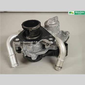 EGR Styrventil AUDI A6/S6 12-18 2,0 TDI. AUDI A6 SEDAN QUATTRO 2016 04L131501S