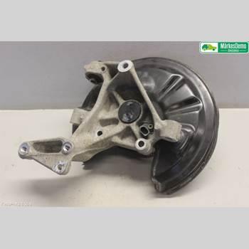 Hjullagerhus/Spindel Vänster Bak VW SHARAN 11- 2,0 TDI. VW SHARAN 2016 3C0505433K