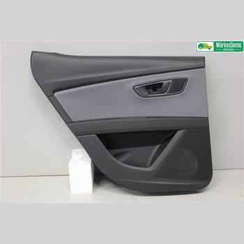 Dörrklädsel Vänster SEAT LEON 13-20 1,2 TSI. SEAT LEON STYLANCE 2016 5F4867211CFFM