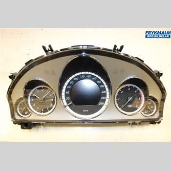 Kombi. Instrument MB E-KLASS (W212) 09-16 Mb E-klass (w212) 09-16 2010 A2129004904