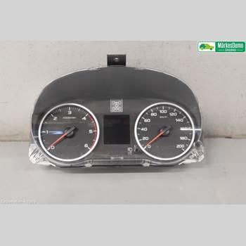 Kombi. Instrument FIAT FULLBACK 16- 2,4 DI-D. FIAT FULLBACK D-CAB 2016 6000607058