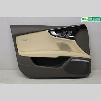 Dörrklädsel Vänster AUDI A7/S7 4G 11-17 3,0 TFSI. AUDI A7 SPORTB QUATTRO 2012 4G8867103SIBY