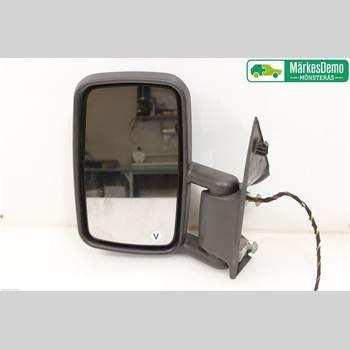 Spegel Yttre El-justerbar Vänster VW LT II   97-06 VW LT SKÅP LR 2006 2D1857501C01C