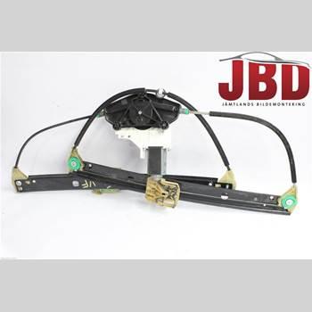 Fönsterhiss Elektrisk Komplett AUDI A4 12-15 AUDI            B8 A4 AVANT 2013 8T0959801B