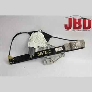 Fönsterhiss Elektrisk Komplett AUDI A4 12-15 AUDI            B8 A4 AVANT 2013 8K0959811A