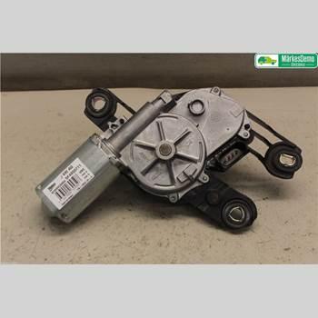 Torkarmotor Baklucka SKODA RAPID 1,6 TDI. SKODA RAPID SPORTBACK 2015 5F4955711