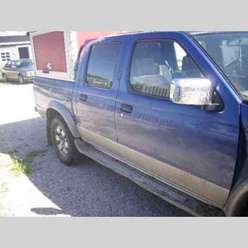Fotsteg NISSAN NAVARA 98-05 NISSAN DOUBLE CAB NAVARA 2001