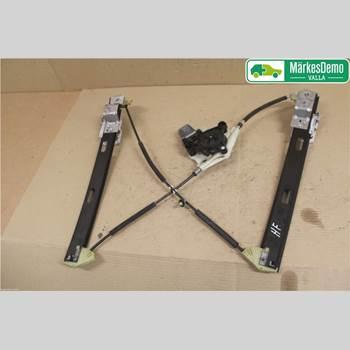 Fönsterhiss Elektrisk Komplett SEAT LEON 13-20 Seat Leon 13- 2014 5Q0959802B