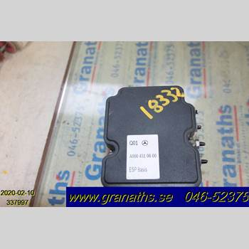 ABS Hydraulaggregat MB GLA-KLASS (X156) 13- MERCEDES-BENZ 245 G GLA 220 CD 2015