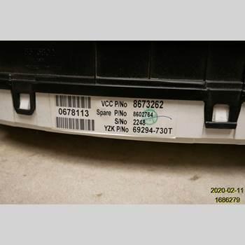 INSTRUMENT HAST VOLVO V70      00-04 VOLVO V 70 2003 36050516
