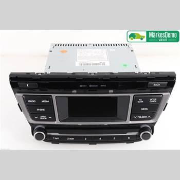 CD Radio HYUNDAI i20 15- HYUNDAI I20 5D 1,2 2017 96170C8050RDR
