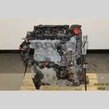 Motor Diesel FORD FIESTA 09-12 FORD JA8 FIESTA 2010 7M5Q-6006-HA
