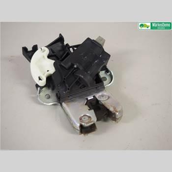 Låskista Baklucka AUDI A4/S4 08-11 2,0 TFSI. AUDI A4 2009 4F5827505D