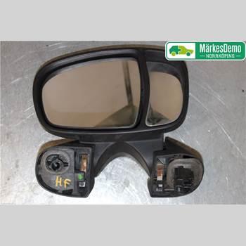 Spegel Yttre El-justerbar Höger NISSAN PRIMASTAR Nissan Primastar 2008 9630100QAM