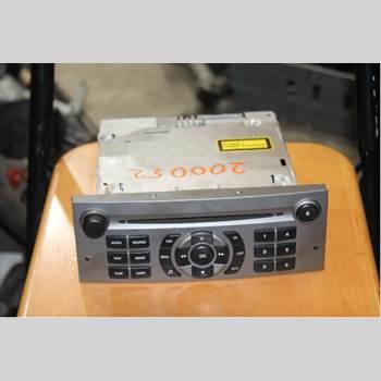 CD Radio CITROEN C5     05-08 CITROEN C5 2005 7644034392