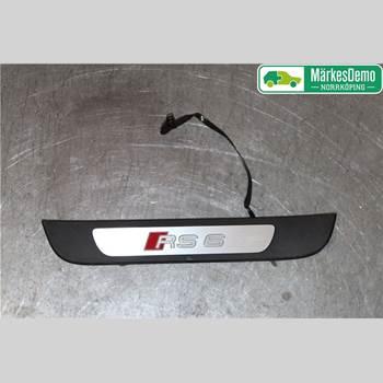 INR. TRÖSKEL/INSTEG AUDI A6/S6 12-18 Audi A6-S6 12- 2017 4G0947423F