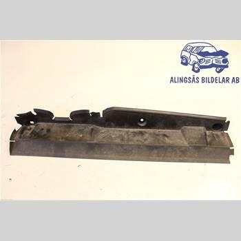 Deflektor/Luftintag Plåt / Plast AUDI RS7 SPORTBACK 2014 4G0121292G