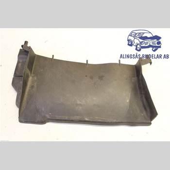 Deflektor/Luftintag Plåt / Plast AUDI RS7 SPORTBACK 2014 4G0129618H