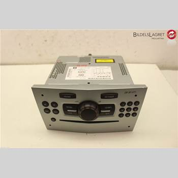 RADIO CD/MULTIMEDIAPANEL OPEL CORSA D 07-14 OPEL CORSA D D KOMBI-SEDAN 5D 2008 13357127