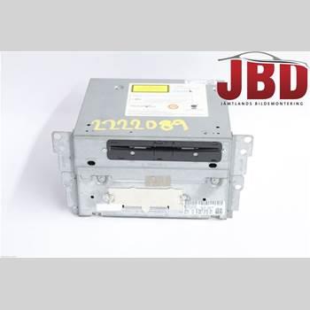 RADIO CD/MULTIMEDIAPANEL BMW 5 GT F07 09-17 BMW GT 530D 2011 65129293403