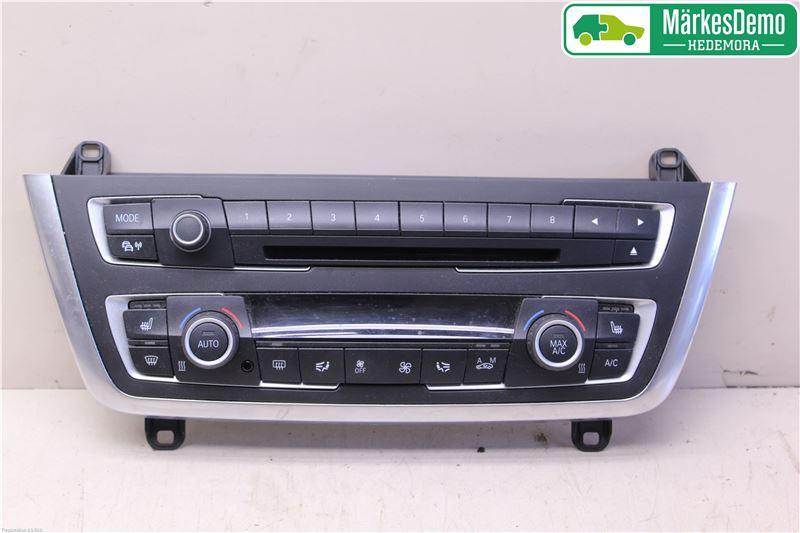 AC Styrenhet AC Manöverenhet till BMW 3 F30/F31/F80 2012-2019 G 61 31 9 323 554 (0)