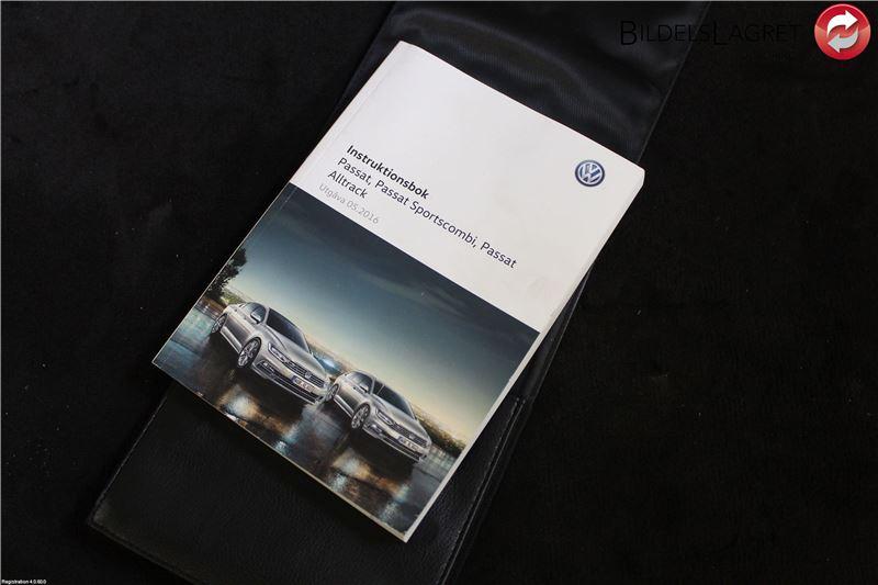till VW PASSAT 2015-2019 LI BIL (0)