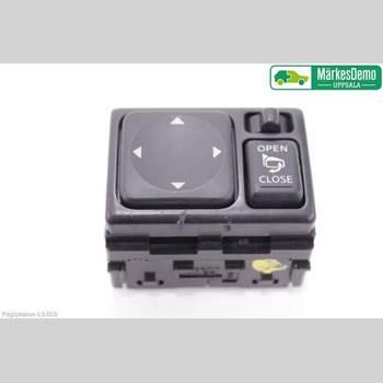 Strömställare Spegel NISSAN MICRA 11-16 Nissan Micra 1,2  K13  11-16 2011 255701JY5C