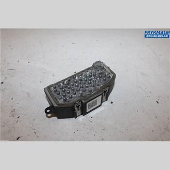 Värmefläktsmotstånd AUDI A4/S4 08-11 2,0 TDI CAGA 2008 8K0 820 521 B
