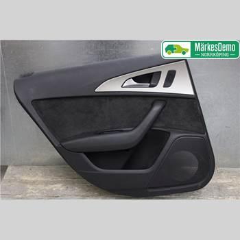 Dörrklädsel Vänster AUDI A6 ALLROAD 12-18 Audi A6 Allroad  12- 2015 4G0867303E