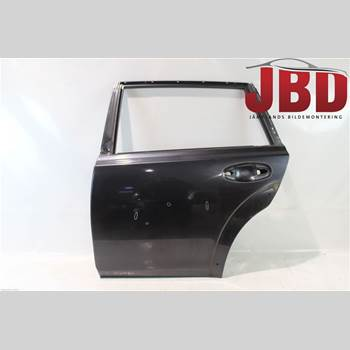Dörr Vänster Bak SUBARU OUTBACK 10-15 Subaru Outback 10-14 2010 60409AJ1109P
