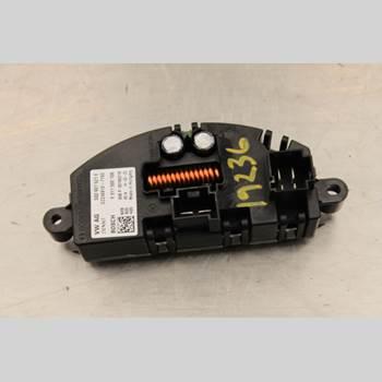 Värmefläktsmotstånd VW GOLF / E-GOLF VII 13- 1.6TDi CC 110HK 2014 5Q0907521E