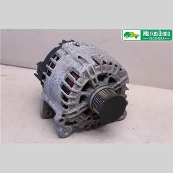 Generator VW PASSAT 15-19 VOLKSWAGEN, VW  3C PASSAT 2015 03L 903 023 LX