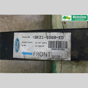 FJÄDER BAK BLAD FORD TRANSIT/TOURNEO CUSTOM 13- Ford Tran.-tour Custom 14- 2014 1849665