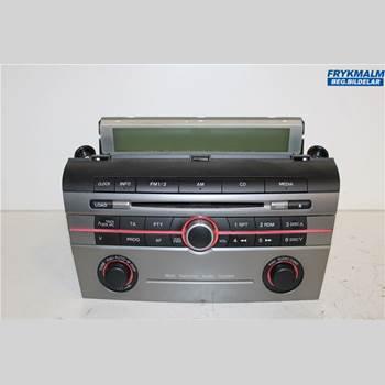 CD Radio MAZDA 3 I 07-08 Mazda 3 I   07-08 2008 BR2B66AR0