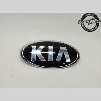 Emblem KIA NIRO 17- Kia Niro 1,6 Laddhybrid 2020