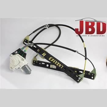 Fönsterhiss Elektrisk Komplett AUDI A1/S1 11-18 AUDI            8X AUDI A1 2011 8X3837462