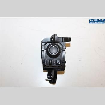 Strömställare Spegel NISSAN QASHQAI 14-17 Nissan Qashqai 14-17 2014 255704EA1B
