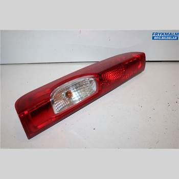 Bakljus Vänster OPEL VIVARO 01-14 Opel Vivaro 01-14 2007 93854431