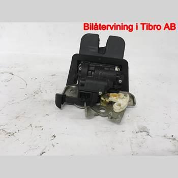 Låskista Baklucka AUDI A4/S4 08-11 AUDI A4 AVANT 2.0 TDI 2009