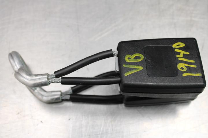 Säkerhetsbälteslås/stopp - V.Bak image